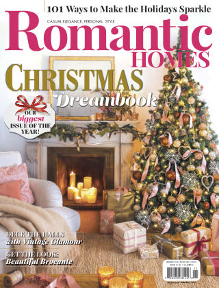Romantic Homes November 2016