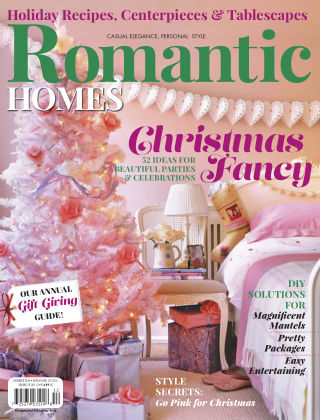 Romantic Homes December 2016