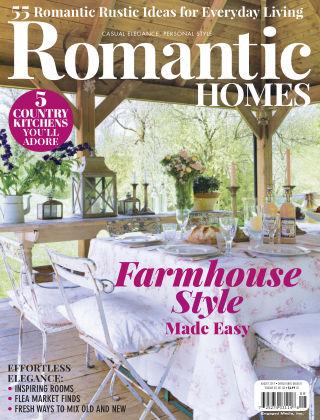 Romantic Homes Aug 2017
