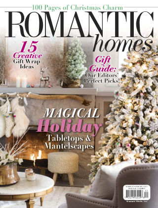 Romantic Homes Dec 2017
