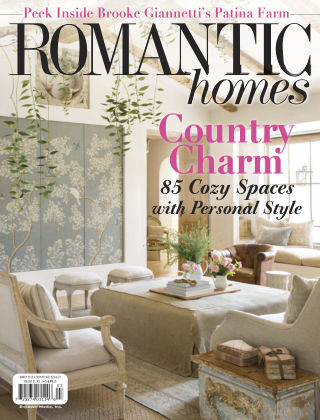 Romantic Homes Mar 2018