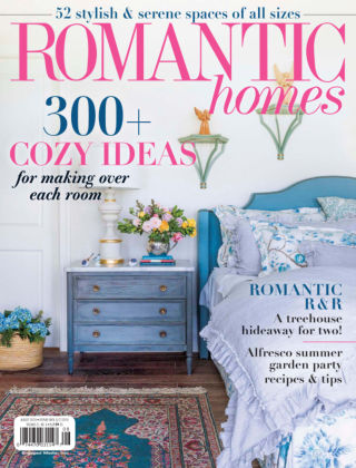 Romantic Homes Aug 2018