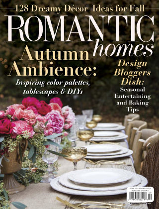 Romantic Homes Oct 2018