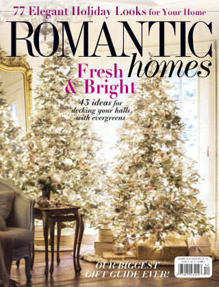 Romantic Homes Dec 2018