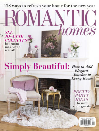 Romantic Homes Jan 2019
