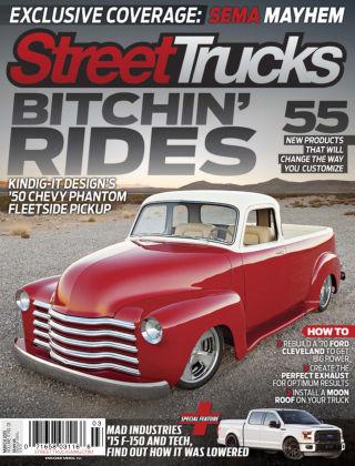 Street Trucks March 2015