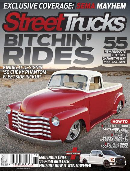 Street Trucks February 20, 2015 00:00