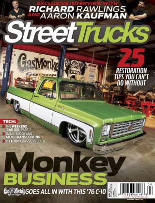 Street Trucks April 2015