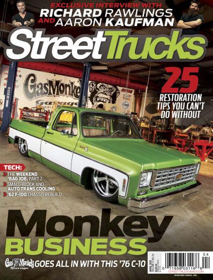 Street Trucks March 31, 2015 00:00