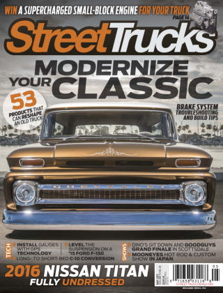 Street Trucks May 2015