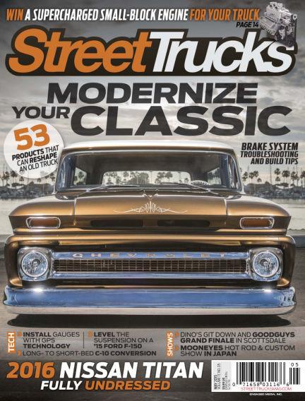 Street Trucks April 30, 2015 00:00