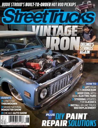 Street Trucks June 2015