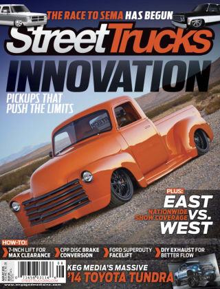 Street Trucks August 2015