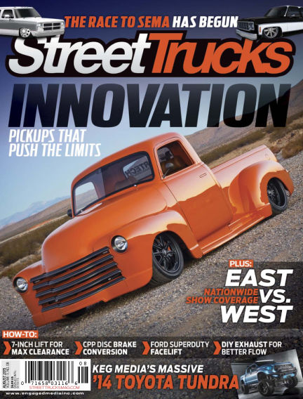 Street Trucks July 31, 2015 00:00