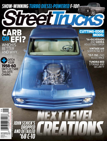 Street Trucks August 28, 2015 00:00