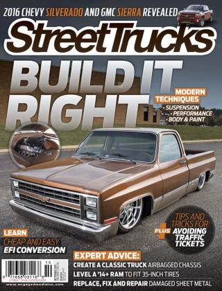 Street Trucks October 2015