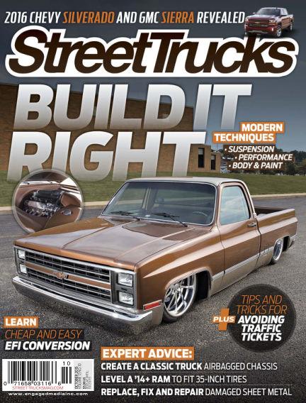 Street Trucks September 28, 2015 00:00