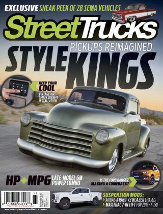 Street Trucks November 2015