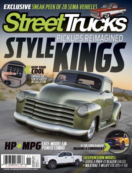 Street Trucks October 30, 2015 00:00
