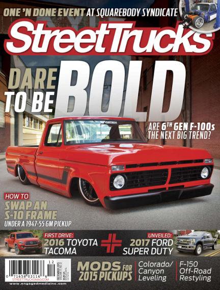 Street Trucks November 30, 2015 00:00