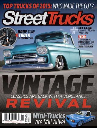 Street Trucks January 2016