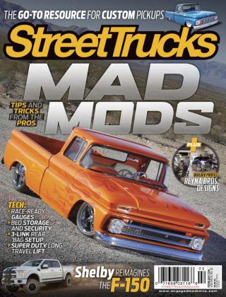 Street Trucks February 2016