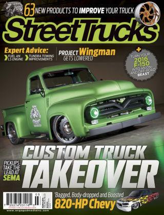 Street Trucks March 2016