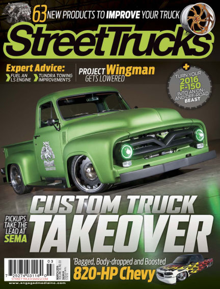 Street Trucks February 22, 2016 00:00