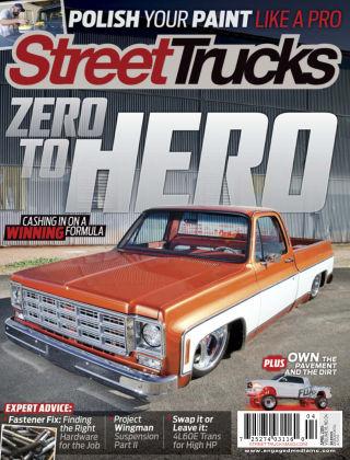 Street Trucks April 2016