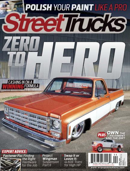 Street Trucks March 21, 2016 00:00