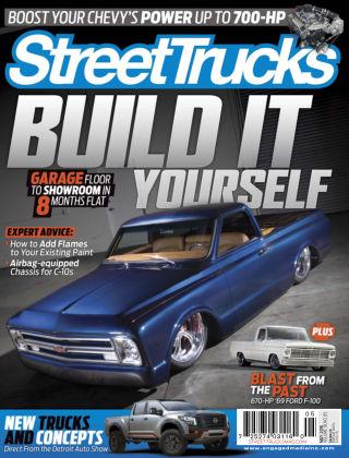 Street Trucks May 2016