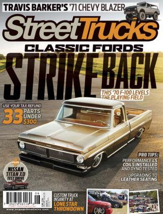 Street Trucks June 2016