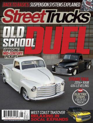 Street Trucks August 2016