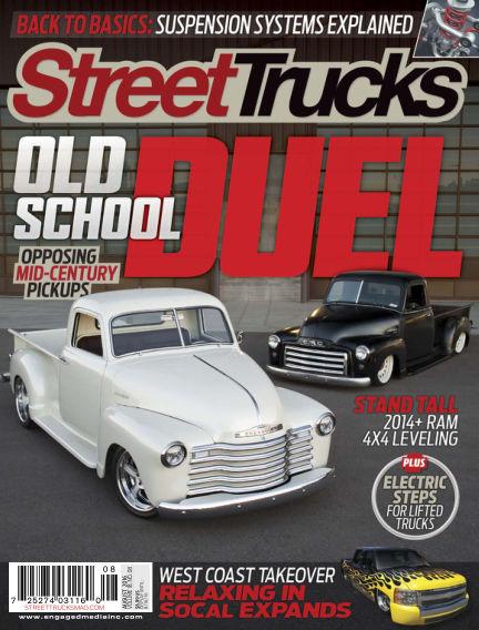 Street Trucks August 01, 2016 00:00