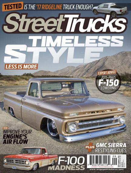 Street Trucks August 29, 2016 00:00