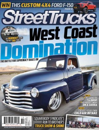 Street Trucks October 2016