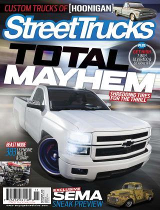 Street Trucks November 2016