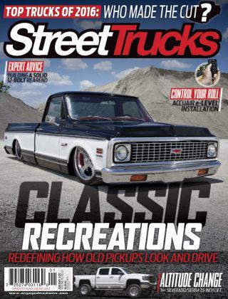 Street Trucks January 2017