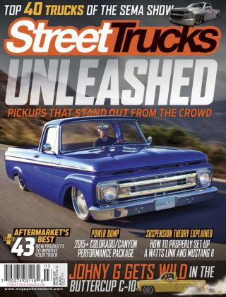 Street Trucks March 2017