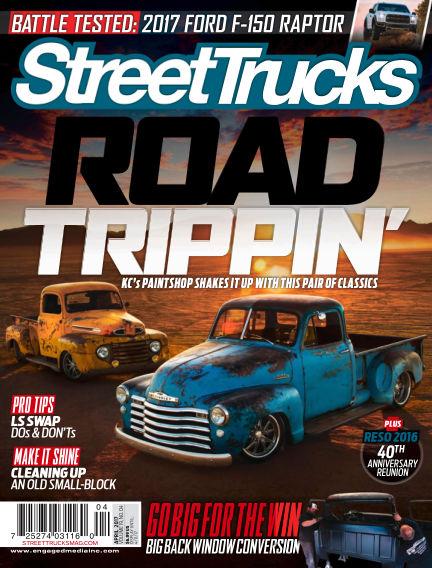 Street Trucks March 27, 2017 00:00