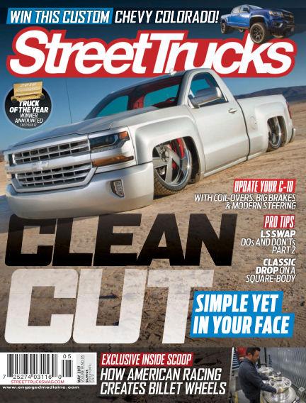 Street Trucks April 24, 2017 00:00