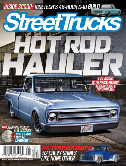 Street Trucks May 22, 2017 00:00