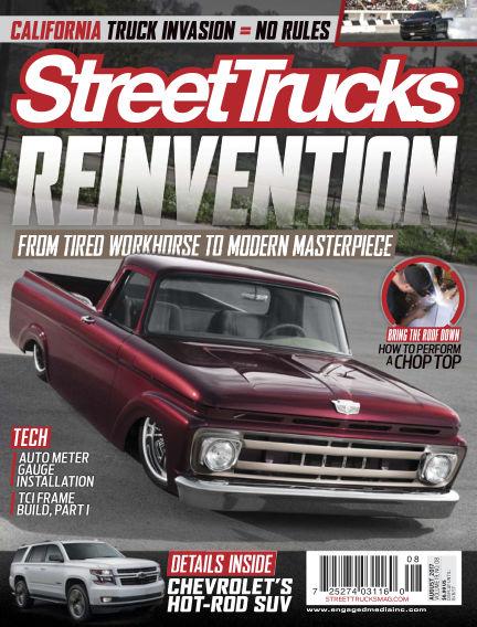 Street Trucks July 24, 2017 00:00