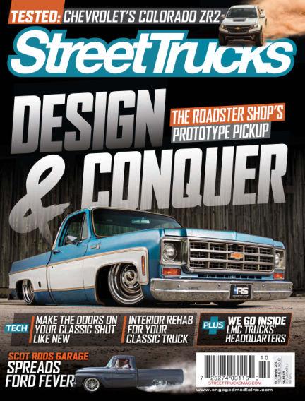 Street Trucks September 18, 2017 00:00
