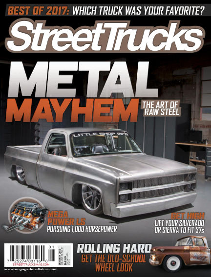 Street Trucks December 25, 2017 00:00