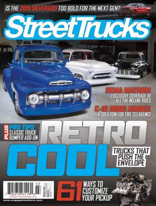 Street Trucks Mar 2018