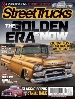 Street Trucks Apr 2018