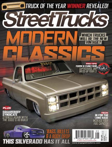 Street Trucks April 13, 2018 00:00