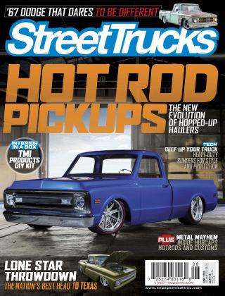 Street Trucks Jun 2018