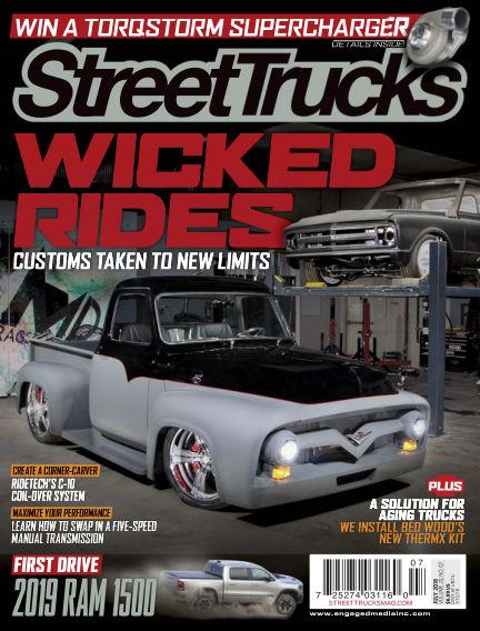 Street Trucks June 15, 2018 00:00